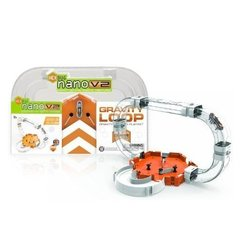 Medium_hexbug_nano_v2_gravity_loop_with_one_hexbug_motorised_bug_bugs_insect_insects