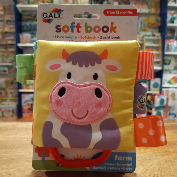 Large galt soft book farm