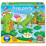 Small frog party