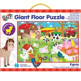 Small fun junction independent toy shop creiff perth perthshire scotland galt jigsaw puzzle giant floor puzzle farm theme tractor horse pigs chickens sheep