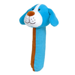 Medium_fiesta_crafts_squeakaboo_puppy_dog_rattle_soft_toy_squeaker_from_birth_onwards