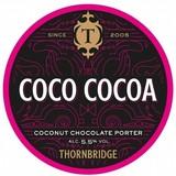Small thornbridge cocoa