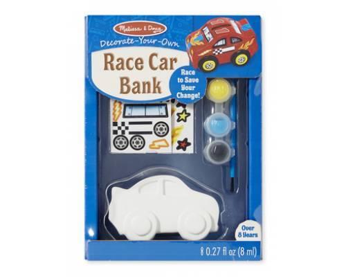 Large dyo race car bank