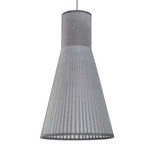 Small funnel shade grey