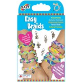 Small fun junction galt craft kit easy braids beads bracelet jewelery jewlery making kabbalah children kids