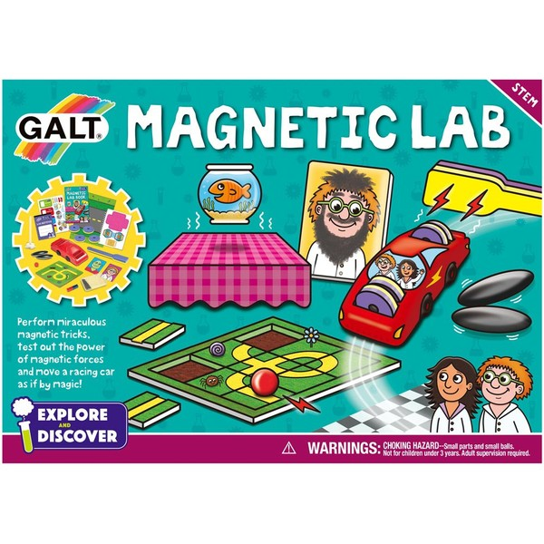Large fun junction independent toy shop crieff perth perthshire scotland galt magnetic lab magnet experiments physics for kids engineering stem