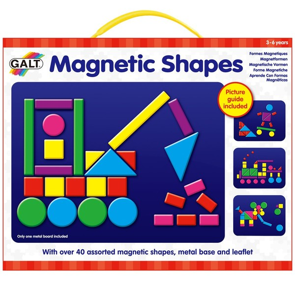Large fun junction independent toy shop crieff perth perthshire scotland galt magnetic shapes