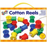 Small fun junction independent toy shop crieff perth perthshire scotland galt cotton reels threading lacing fine motor toy