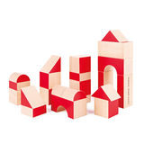 Small hape blocks