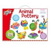 Small galt animal pottery