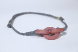 Small amy whittingham dusty pink morring necklace april 2020