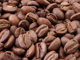 Small coffee beans