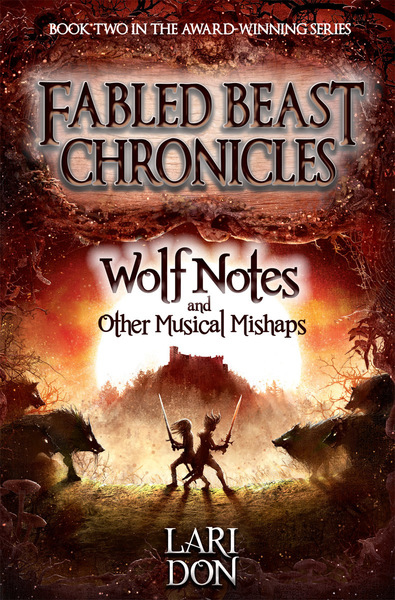 Large wolf notes
