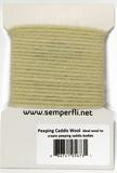 Small peeping caddis wool