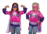 Small m d superhero pink