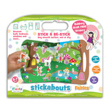 Small stickabouts fairies