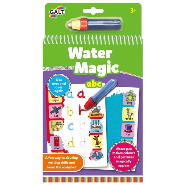 Large fun junction independent toy shop crieff perth perthshire scotland galt 123 water magic handwriting practice fine motor toy