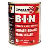 Small zinsser bin