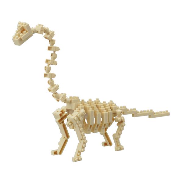 Large nano brachiosaurus