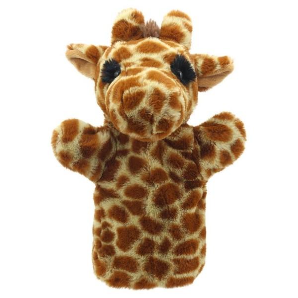 Large giraffe puppet