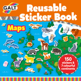 Small low res 72dpi reusable sticker book   maps