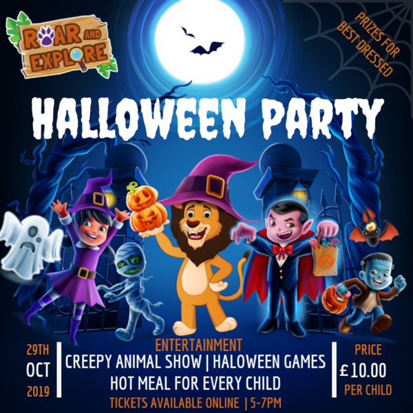 Large halloween party  29th oct new  3