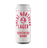Small northern monk great northern lager