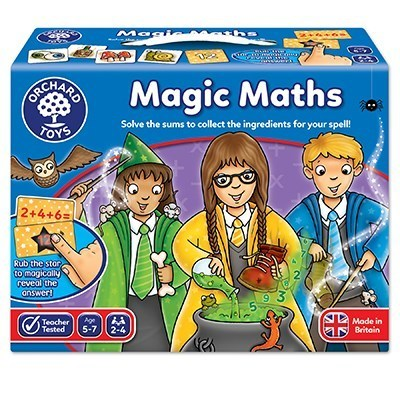 Large orchard toys magic maths game