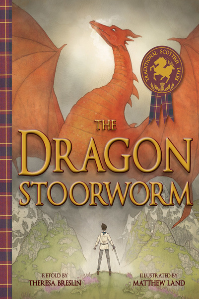 Large dragon stoorworm