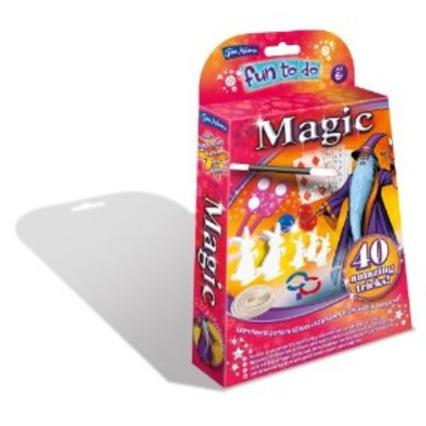 Large john adams magic set pocket money six and up