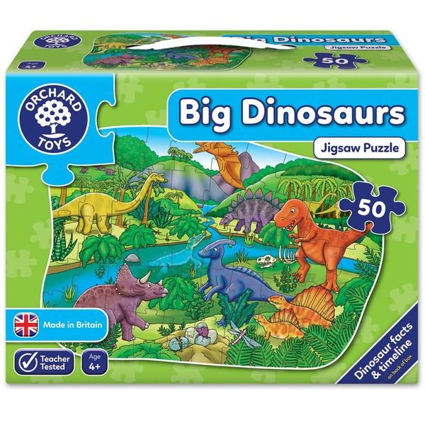 Large orchardtoysbigdinosaursjigsawpuzzle