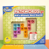 Small pld tf pathwords jr thinkfun wordsearch single player solitaire game for children aged 6 years and up w