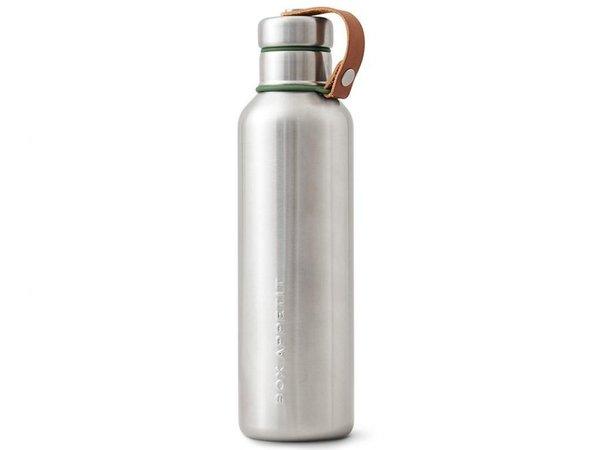 Large black blum 750 ml olive water bottle