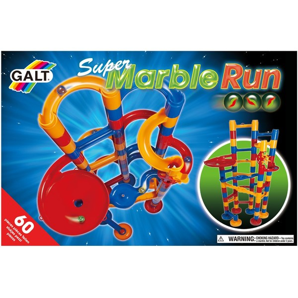 Large fun junction independent toy shop creiff perth perthshire scotland galt super marble run construction toy marbles stunts