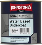 Small johnstones trade water based undercoat 25l