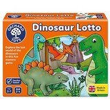 Small orchard toys dinosaur lotto