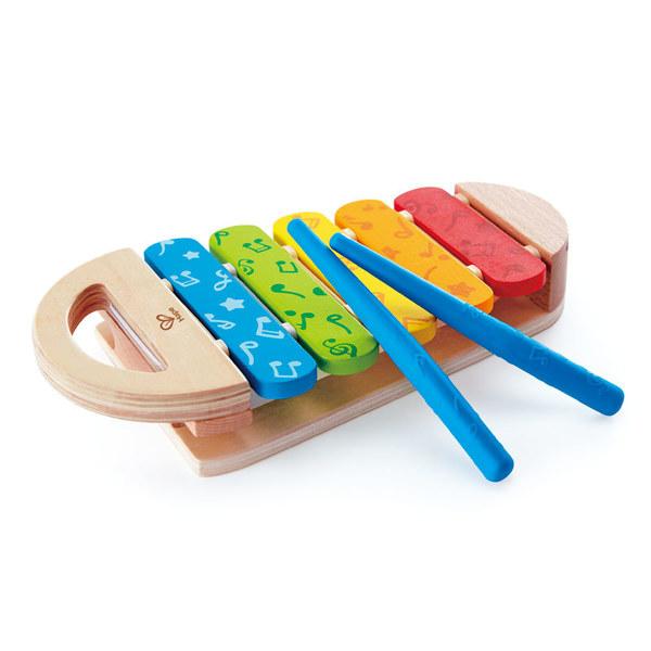 Large rainbow xylophone