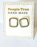 Small square studs peopletree