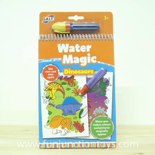 Large glt water magic dinosaurs  w