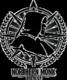 Small northern monk logo