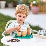 Small hape toys greenhouse nature fun growing gardeners for preschoolers