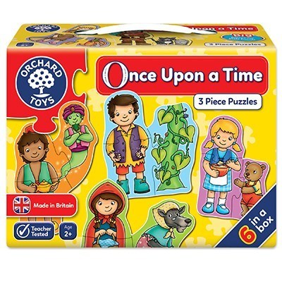 Large orchard toys once upon a time jigsaw puzzle
