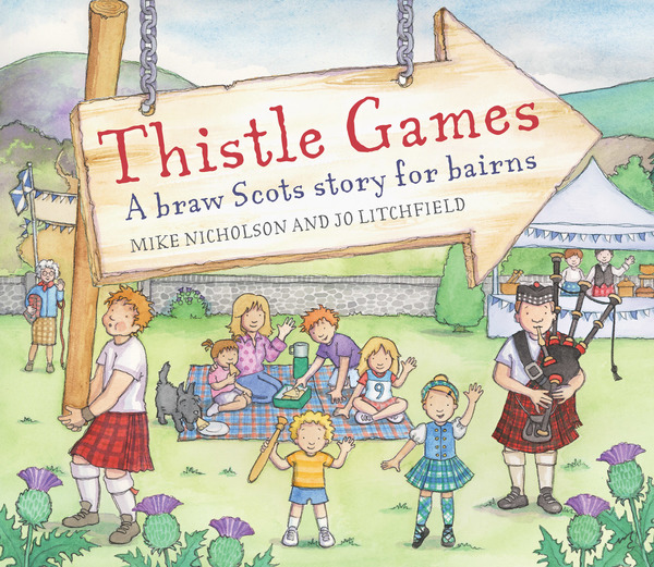 Large thistle games