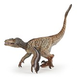 Small papo dino feathered velociraptor 2 55086