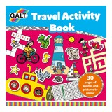Small galt travel activity book