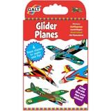 Small fun junction independent toy shop crieff perth perthshire scotland galt pack of four foam glider planes