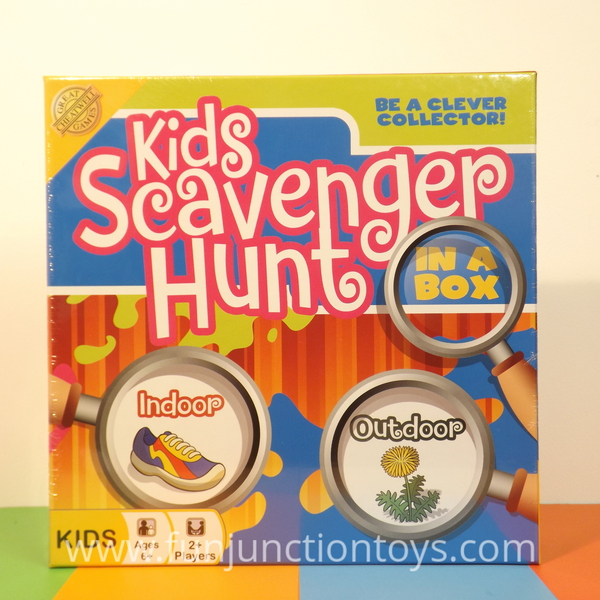 Large cwg kid s scavenger hunt  w