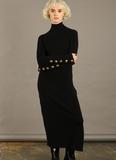 Small nywd252 layla black dress