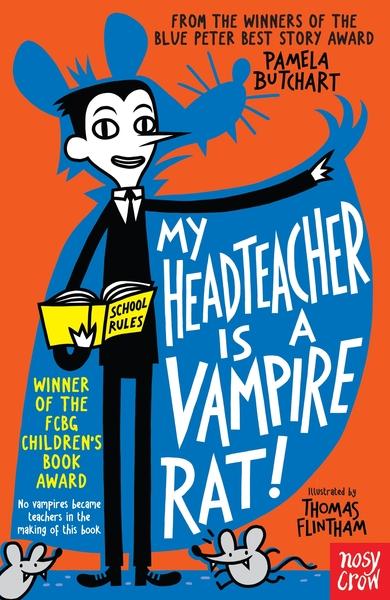 Large my headteacher is a vampire rat