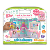 Small stickabouts princesses